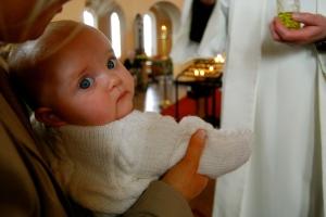 a christening